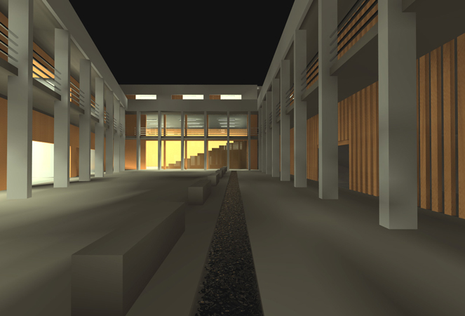 Edificio Multiusos