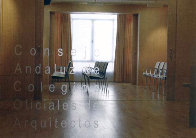 Sede del Consejo Andaluz de Colegios Oficiales de Arquitectos