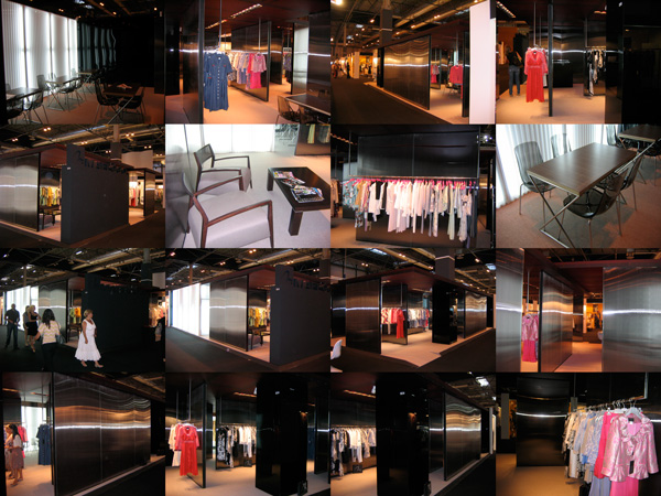Stand Ferial para la firma de moda MAFECCO