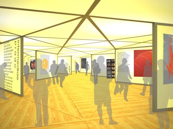 Sede para centro de arte 'Intermediae Prado'